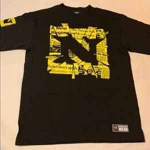 Authentic WWE Nexus We Are One T-Shirt